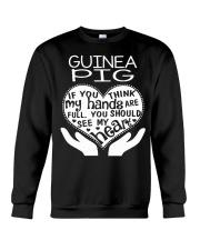 TEE SHIRT GUINEA PIG Crewneck Sweatshirt thumbnail