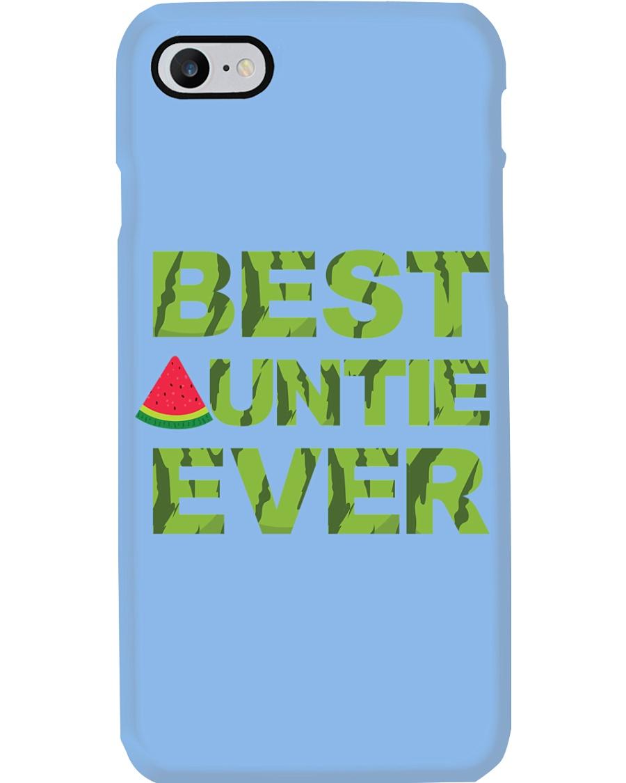 Watermelon Day Auntie Phone Case
