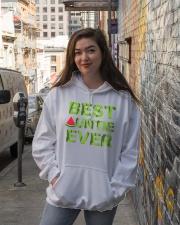 Watermelon Day Auntie Hooded Sweatshirt lifestyle-unisex-hoodie-front-1