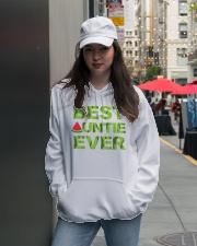 Watermelon Day Auntie Hooded Sweatshirt lifestyle-unisex-hoodie-front-5