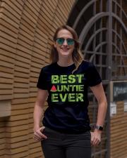 Watermelon Day Auntie Ladies T-Shirt lifestyle-women-crewneck-front-2