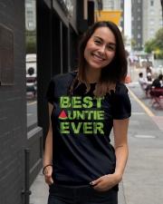 Watermelon Day Auntie Ladies T-Shirt lifestyle-women-crewneck-front-5