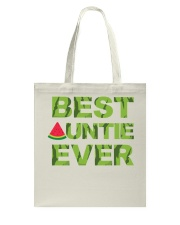 Watermelon Day Auntie Tote Bag thumbnail