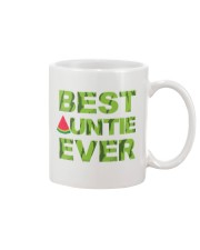 Watermelon Day Auntie Mug thumbnail