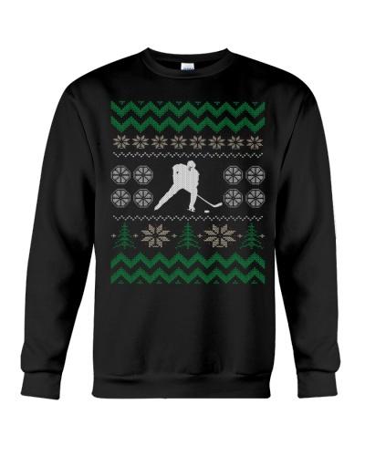 Ice Hockey Christmas