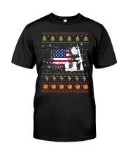 Army Ugly Christmas Classic T-Shirt thumbnail