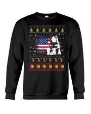 Army Ugly Christmas Crewneck Sweatshirt front