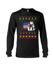 Army Ugly Christmas Long Sleeve Tee thumbnail
