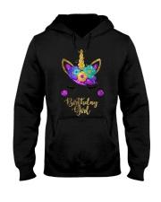 Unicorn Birthday Girl T-Shirt  Hooded Sweatshirt thumbnail