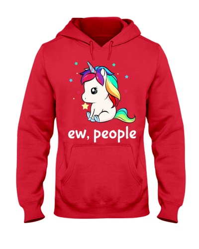 Ew People Unicorn Shirt