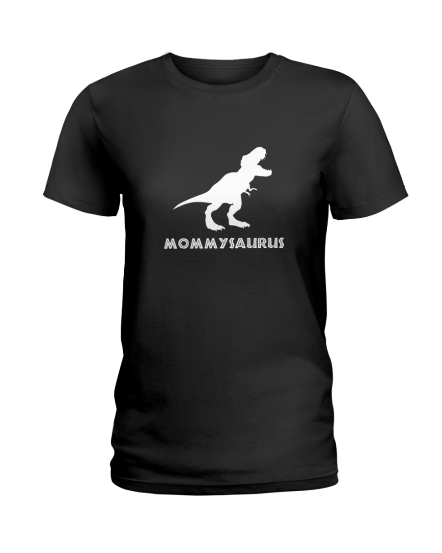 6364aed2f MOMMYSAURUS-T-SHIRT Ladies T-Shirt