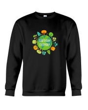 Earth-Day-Everyday---Earth-Day-Tshirt Crewneck Sweatshirt thumbnail