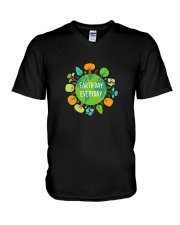Earth-Day-Everyday---Earth-Day-Tshirt V-Neck T-Shirt thumbnail
