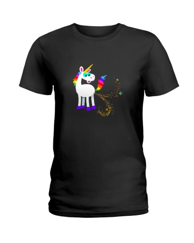 unicorn-farts-T-Shirt