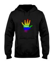 LGBT-Rainbow-Pride-T-Shirt Hooded Sweatshirt thumbnail
