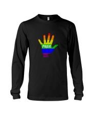 LGBT-Rainbow-Pride-T-Shirt Long Sleeve Tee thumbnail