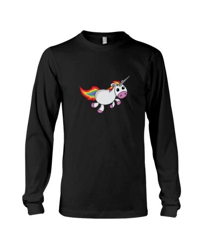 Cute-unicorn-T-Shirt