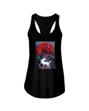 The-Unicorn-And-The-Bull-T-Shirt Ladies Flowy Tank thumbnail