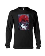 The-Unicorn-And-The-Bull-T-Shirt Long Sleeve Tee thumbnail