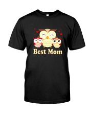 Best-Mom-Olw-Edition-Mother's-Day-Cute-T-Shirt Classic T-Shirt thumbnail