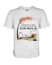 LIMETED EDETION V-Neck T-Shirt thumbnail