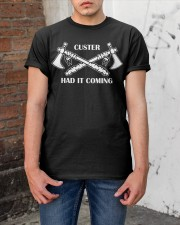 Limited Edition  Classic T-Shirt apparel-classic-tshirt-lifestyle-31