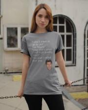 Adam Sandler Classic T-Shirt apparel-classic-tshirt-lifestyle-19