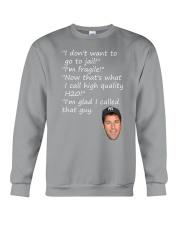 Adam Sandler Crewneck Sweatshirt thumbnail