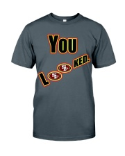 Niners 49ers Classic T-Shirt front