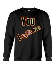 Niners 49ers Crewneck Sweatshirt thumbnail