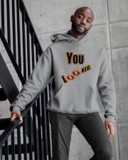 Niners 49ers Hooded Sweatshirt apparel-hooded-sweatshirt-lifestyle-front-10