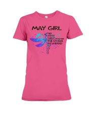 May Girl - Special Edition Premium Fit Ladies Tee thumbnail