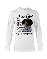 June Girl - Special Edition  Long Sleeve Tee thumbnail