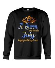 July Girl Crewneck Sweatshirt thumbnail