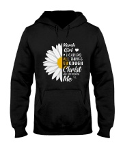 March Girl Hooded Sweatshirt tile