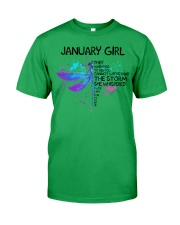 January Girl - Special Edition Classic T-Shirt thumbnail