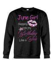 June Girl Crewneck Sweatshirt thumbnail