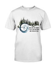 Clone Forest Classic T-Shirt front