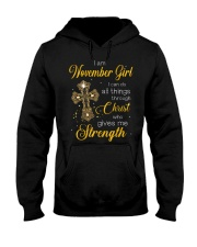 November Girl - Special Edition Hooded Sweatshirt thumbnail
