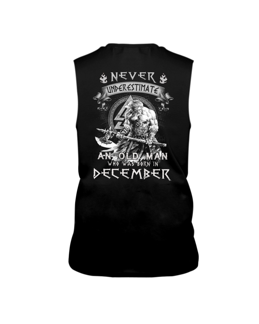 December Man - Limited Edition Sleeveless Tee