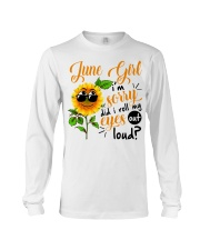 June Girl Long Sleeve Tee tile