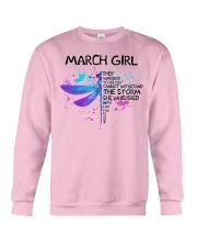 March Girl - Special Edition Crewneck Sweatshirt thumbnail