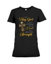 May Girl Premium Fit Ladies Tee thumbnail