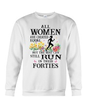 Running Women - Special Edition Crewneck Sweatshirt thumbnail