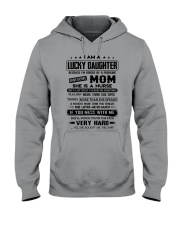 Lucky Son - Awesome Mom - Special Edition Hooded Sweatshirt thumbnail