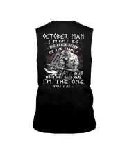 October Man - Special Edition Sleeveless Tee thumbnail