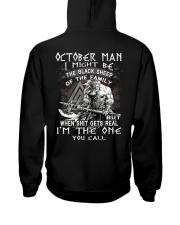 October Man - Special Edition Hooded Sweatshirt thumbnail