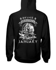 January Men - Special Edition Hooded Sweatshirt thumbnail