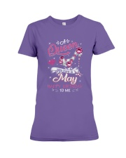 May Girl - Special Edition Premium Fit Ladies Tee tile