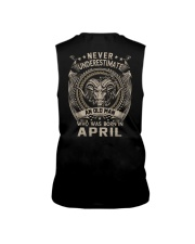 April Men Sleeveless Tee thumbnail